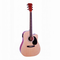 Soundsation DGS350CEB N Acoustic Guitar w/Bag