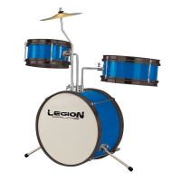 Peace DP-13JC-3 JUNIOR DRUMKIT #22 METALLIC BLUE