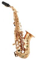 Soundsation Bb CURVED SOPRAN model SSSXC-21