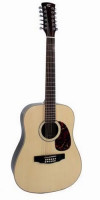 Soundsation DN12-500R Acoustic Guitar w/Bag