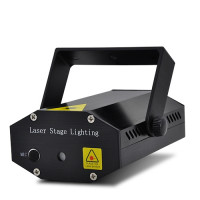 2 Color Mini Laser Soundsation LSR2