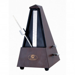 Soundsation MM-10W Wooden Mechanical Metronome