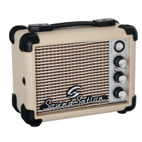 Soundsation MPA-10G Mini Gitaarversterker - Battery Operated/PSU