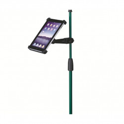 Soundsation TABSTAND-200 Tablet Stand w/Clamp For Mic Or Music Stand