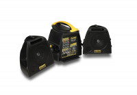 Portable PA System DJ Tech VISA 140