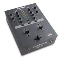 DJ-Tech DIF-1S   Professional 2-CH DJ Scratch Mixer