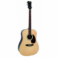 Soundsation OOO-500M Acoustic Guitar w/Bag
