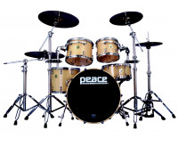 Peace DP-22PG-4-C1 4 PCS DRUMKIT