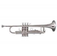 Soundsation STPSL-10 Trompet Silver