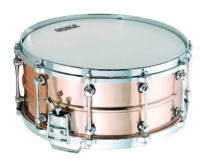 Copper Snare Drum Brass Peace SD-141