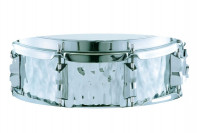 Peace D-510 PEACE SNARE DRUM META HAMMERED